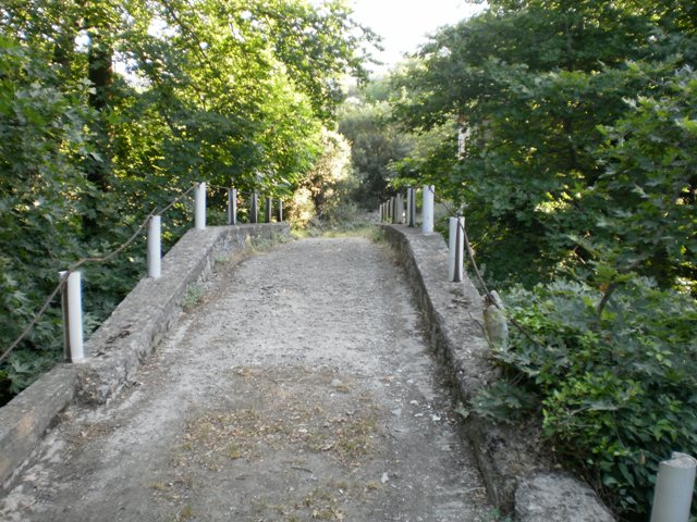 Γεφυράκι στου Γανέα το μύλο